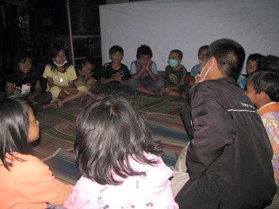 Dari Mushala hingga Happy Center untuk Pengungsi Merapi